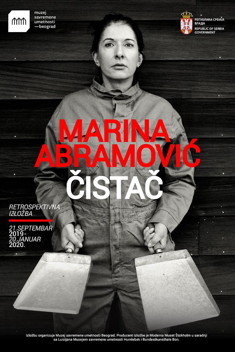 """""""Čistač"""" Marine Abramović"""