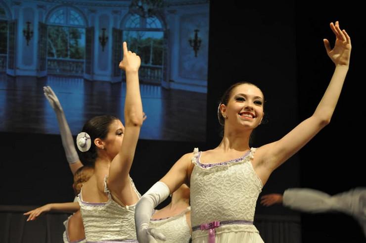 Baletska škola Nacionalne fondacije za igru