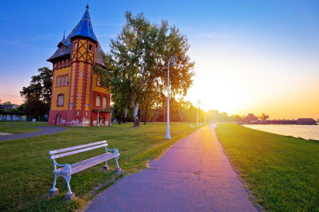 Subotica, Palićko jezero