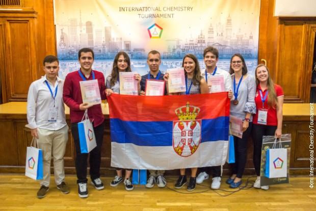 Tim iz Srbije