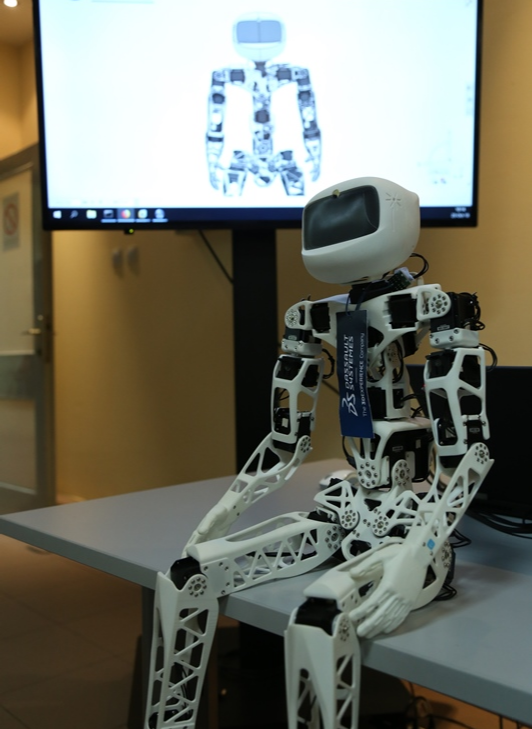 3DEXPERIENCE laboratorija