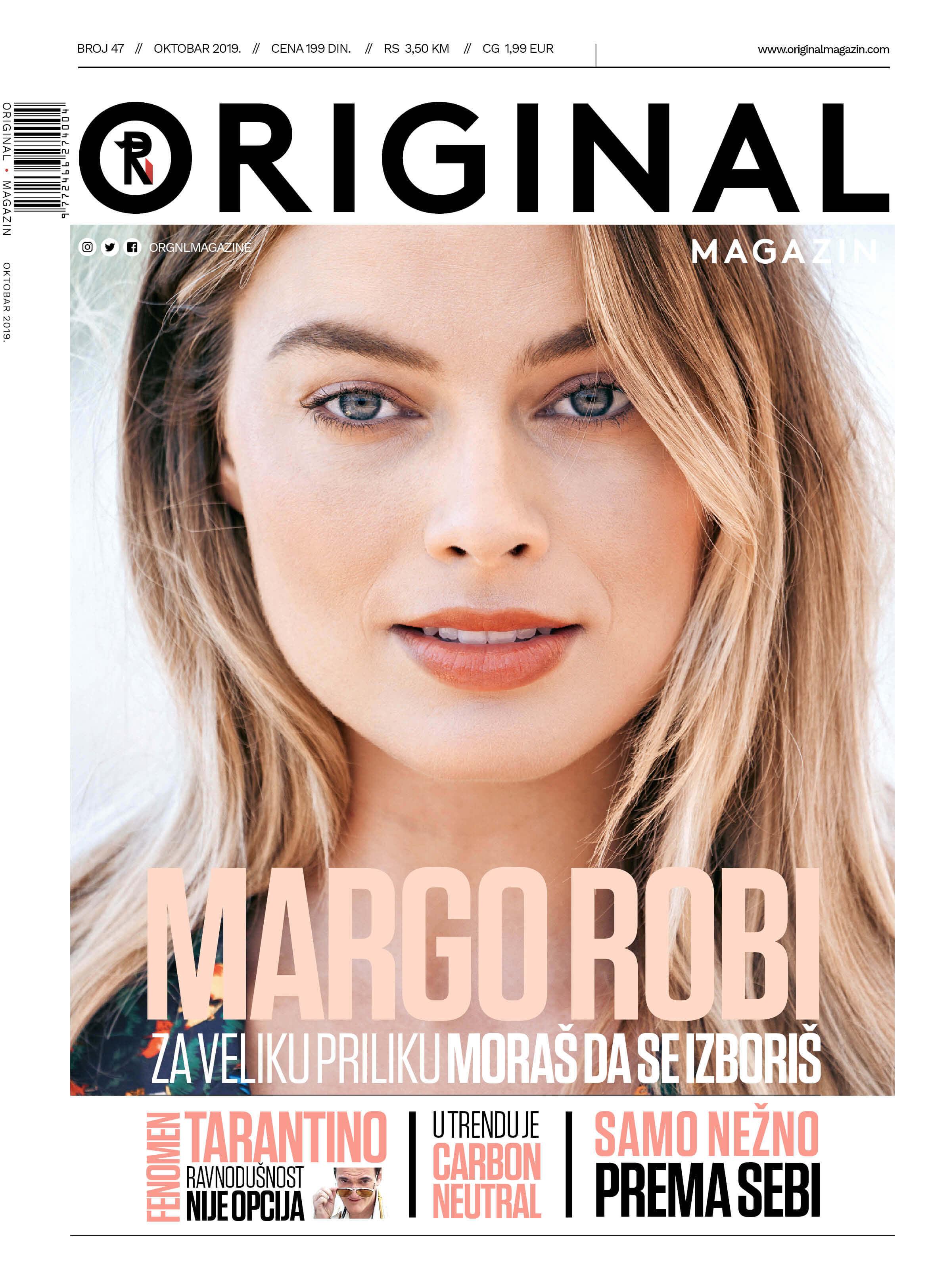 Original naslovna 47 Margo Robi