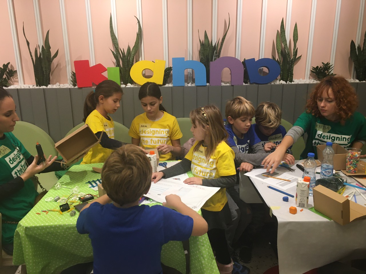 dečiji dizajn maraton