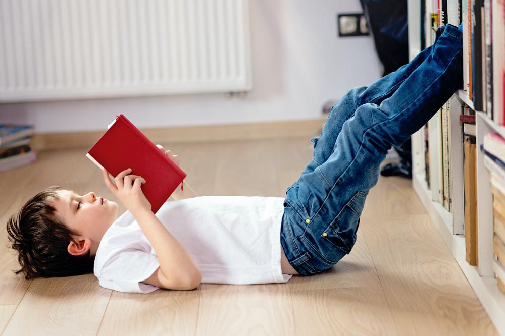 Čitanje knjiga put do uspeha