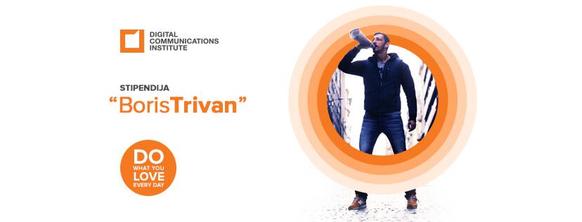 Stipendija Boris Trivan