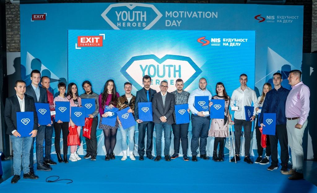 Youth Heroes mladi heroji
