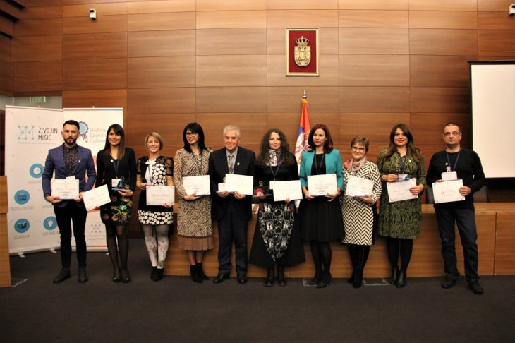 6. generacija najboljih edukatora srbije