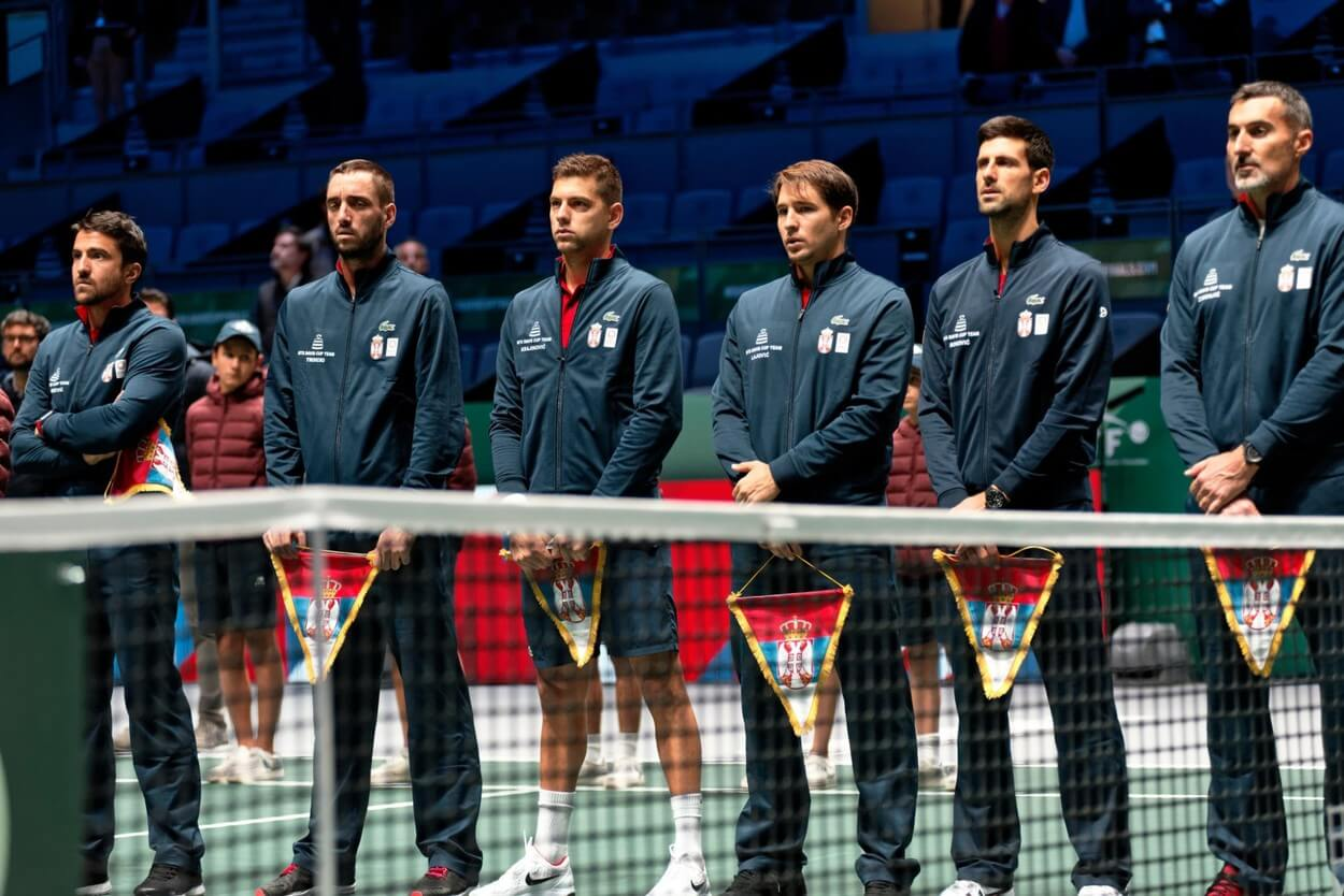 Reprezentacija Srbije Davis Cup
