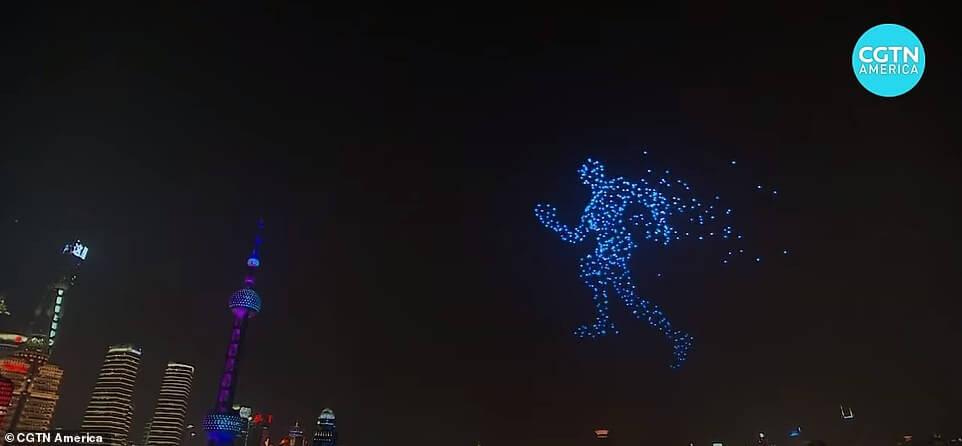 Šangaj vatromet