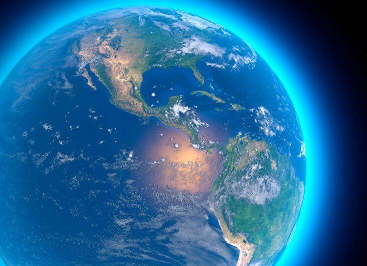 Nasa, okeani, planeta Zemlja