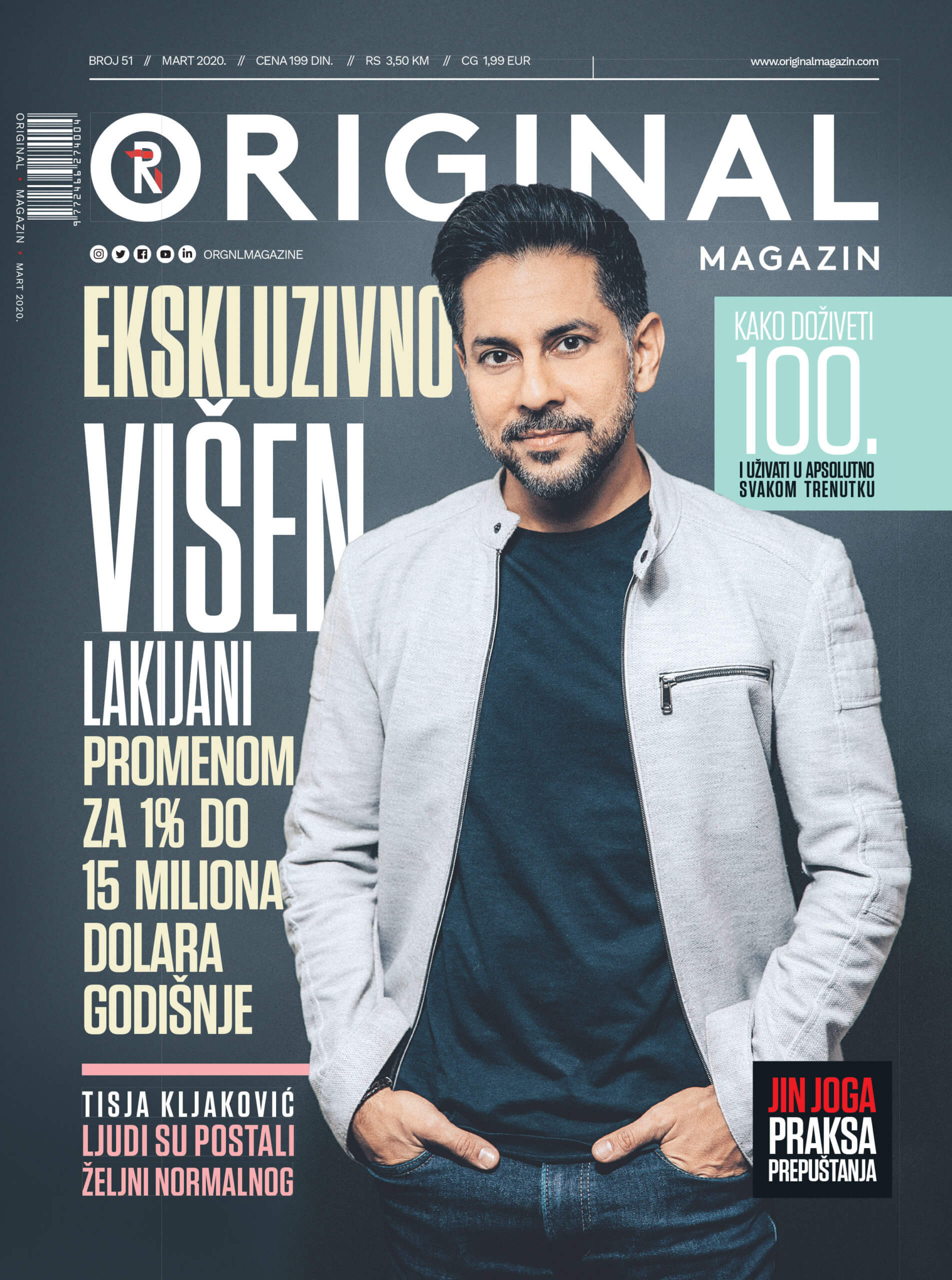 Original Višen Lakijani