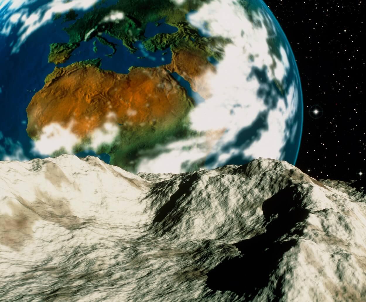 Asteroid se približava Zemlji