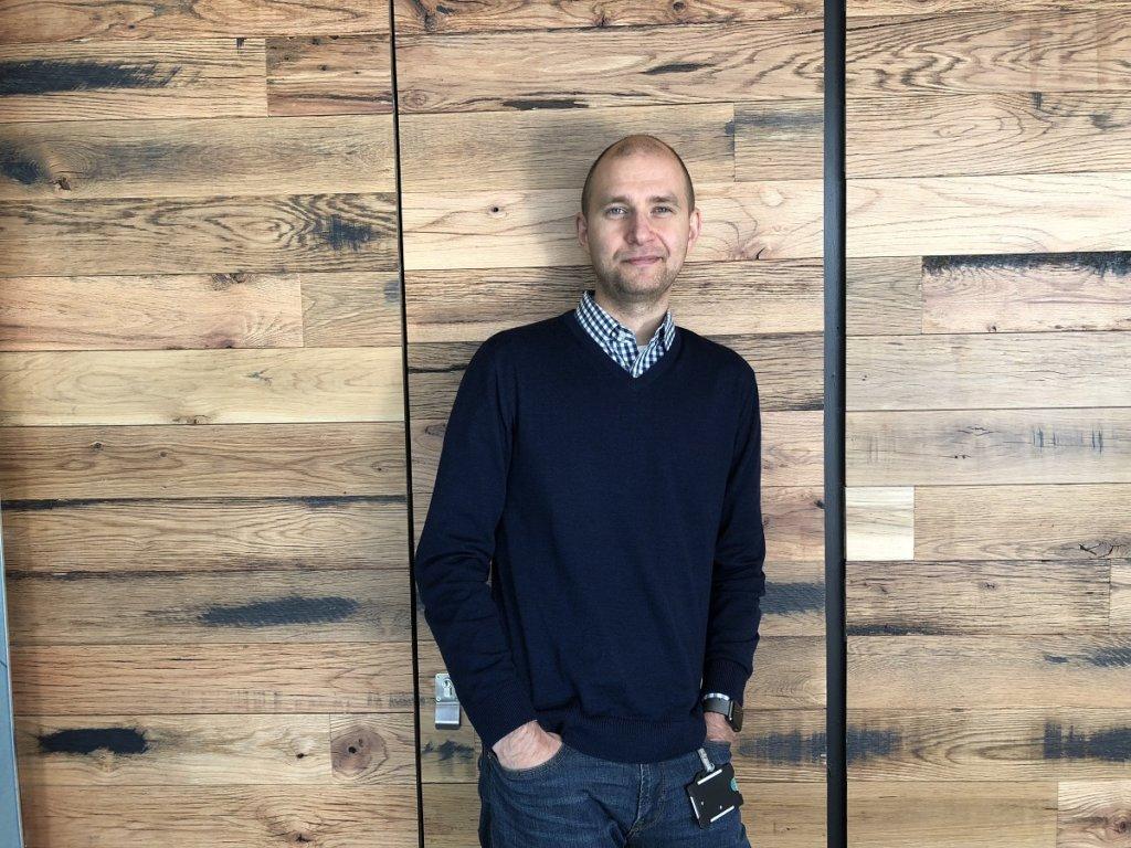 Džulijan Lukaševič, ekspert za razvoj inovacija i biznis dizajn