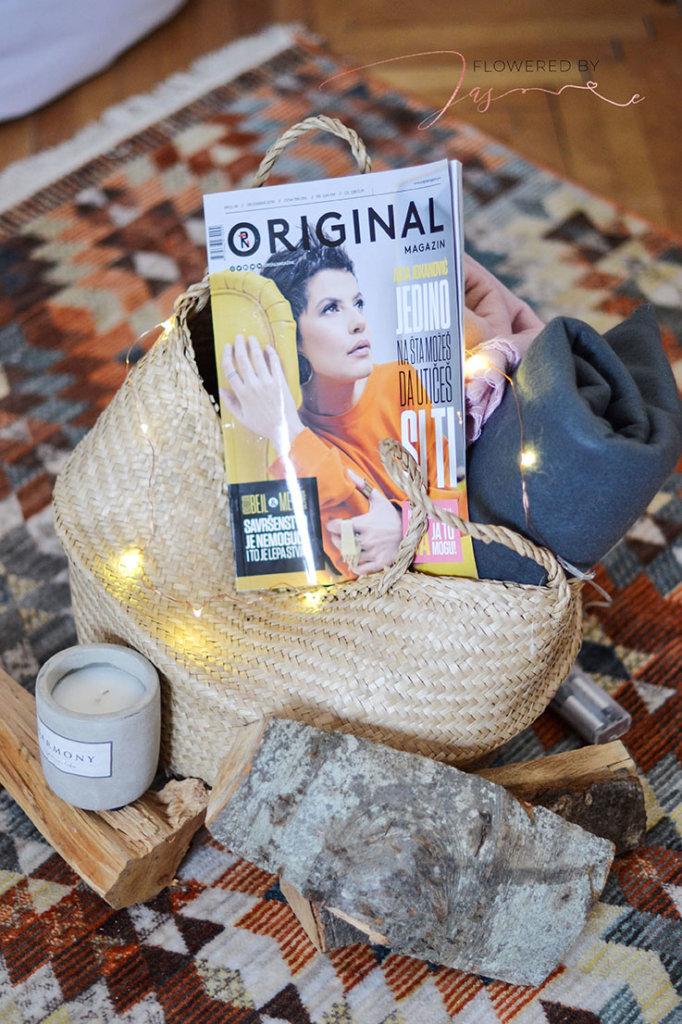 magazin, naslovna strana, novi broj, Aida Jokanovic