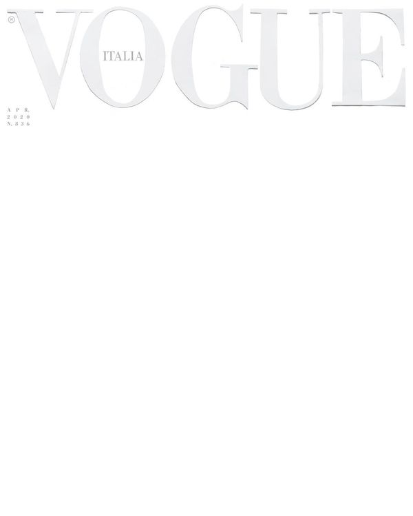 Vogue naslovna