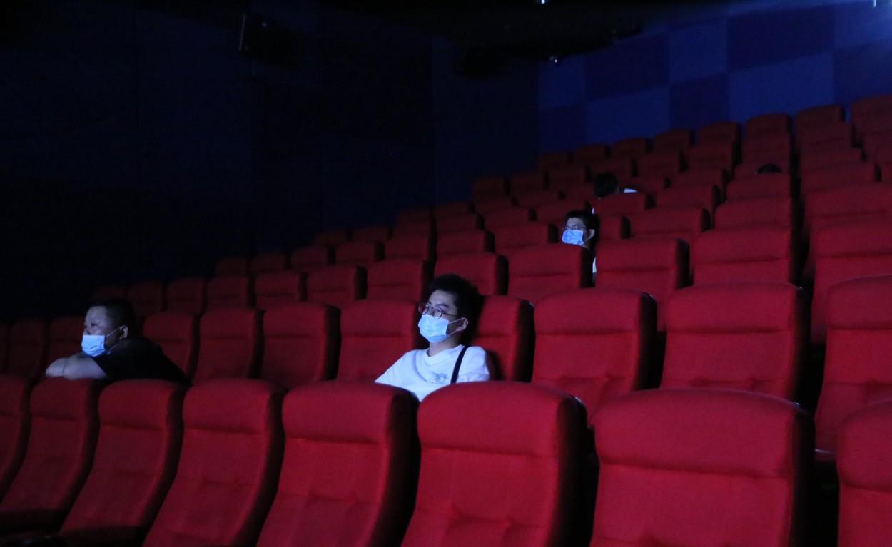 Kina, bioskopi