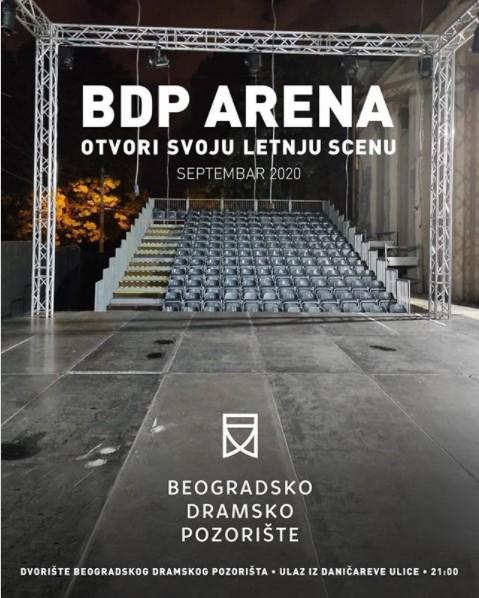 bdp arena