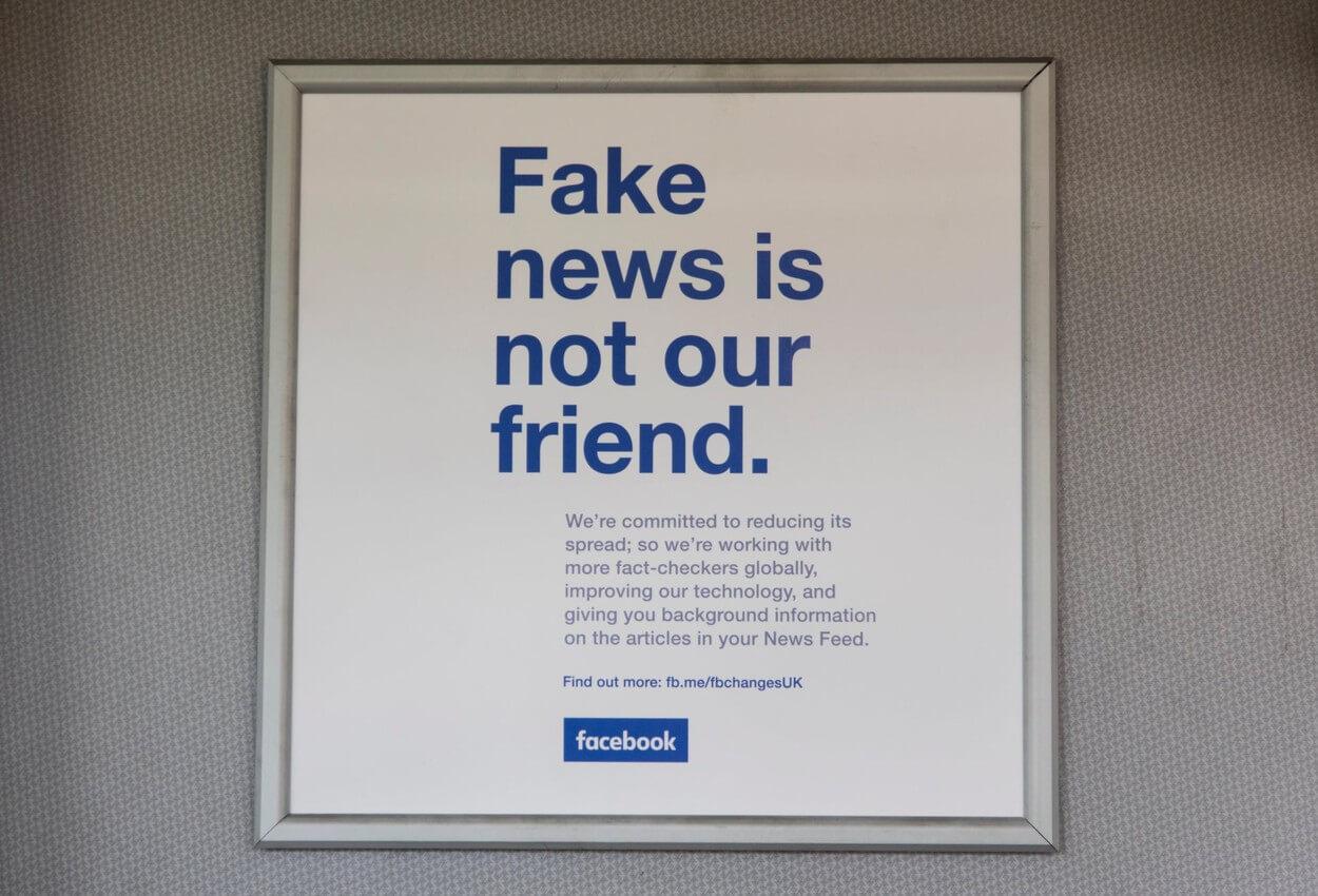 lažne vesti facebook