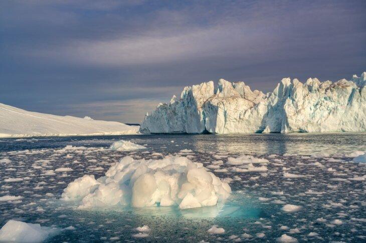 ledena ploča grenlanda