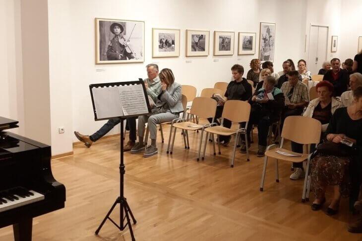 koncerti u galeriji