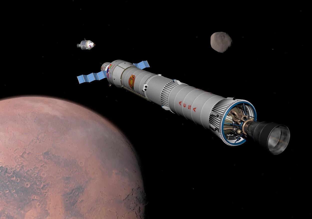 svemirska letelica