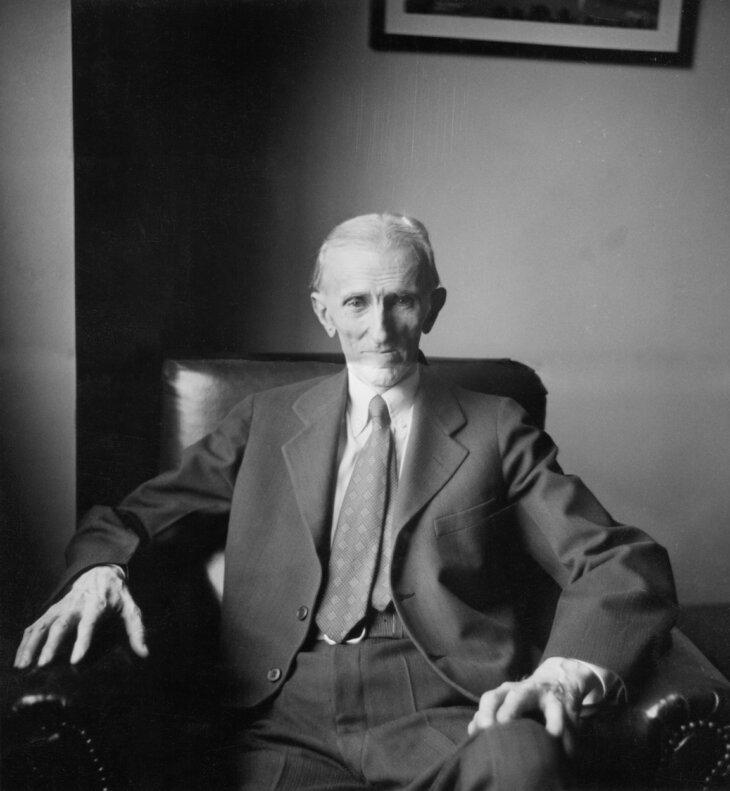 Teslina laboratorija, Nikola Tesla