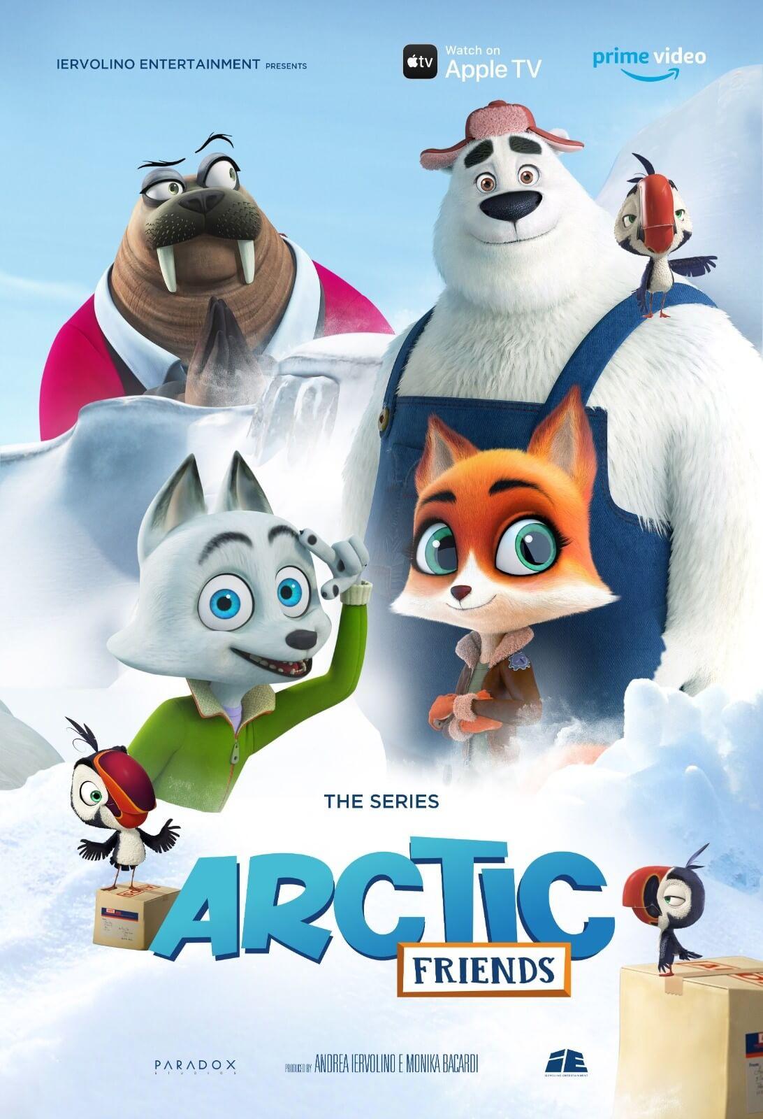 arktički drugari
