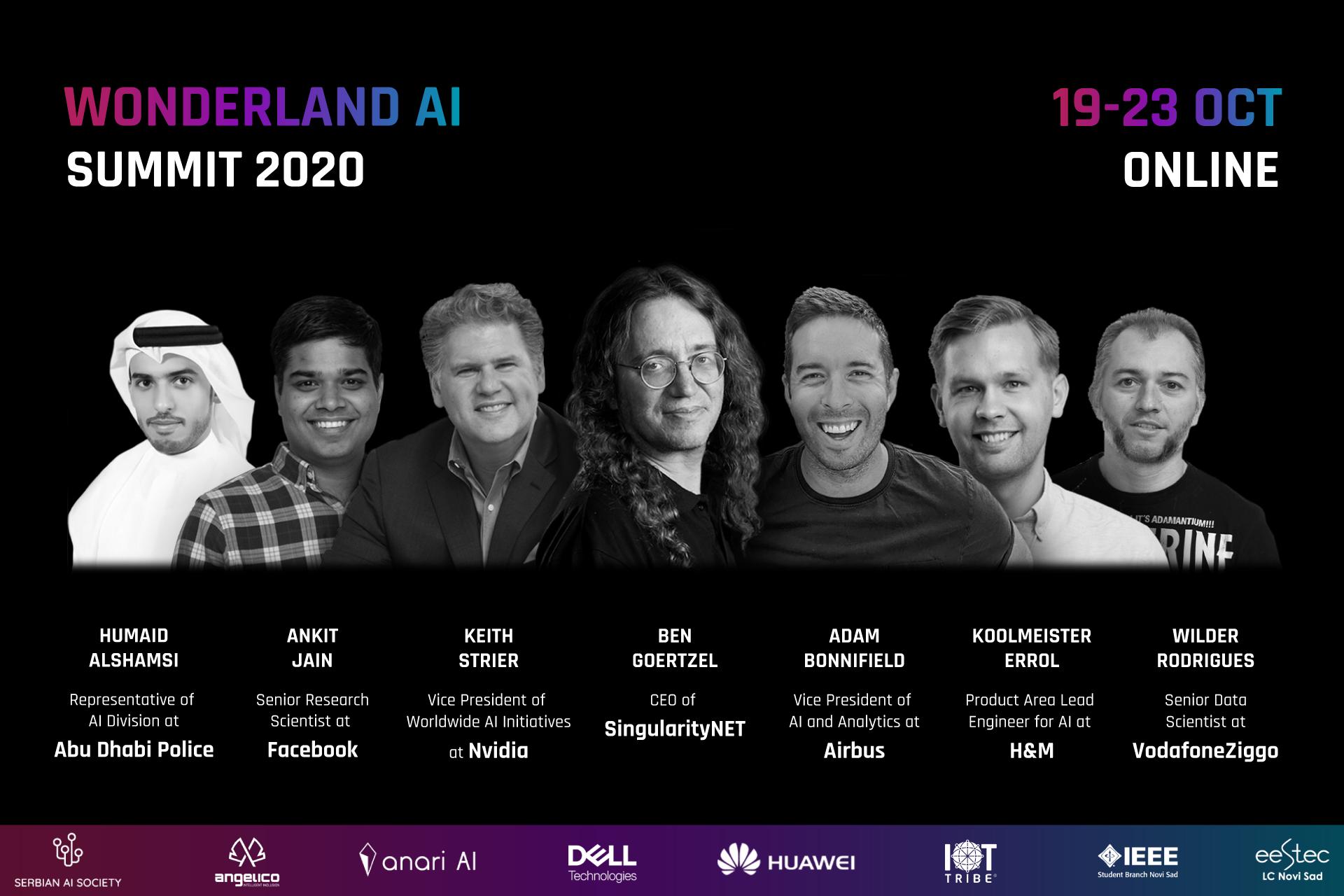 Wonderland AI Summit 2020