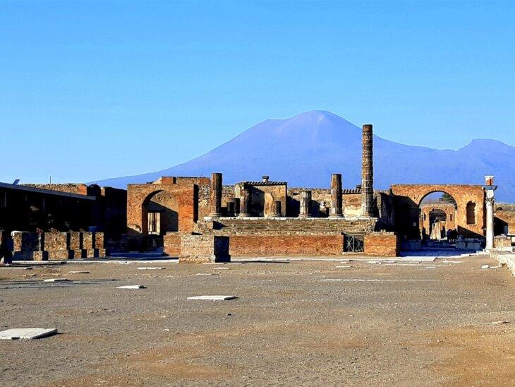 u pompeji