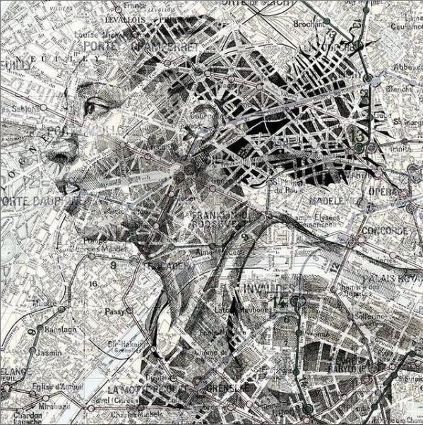 mapa portreti