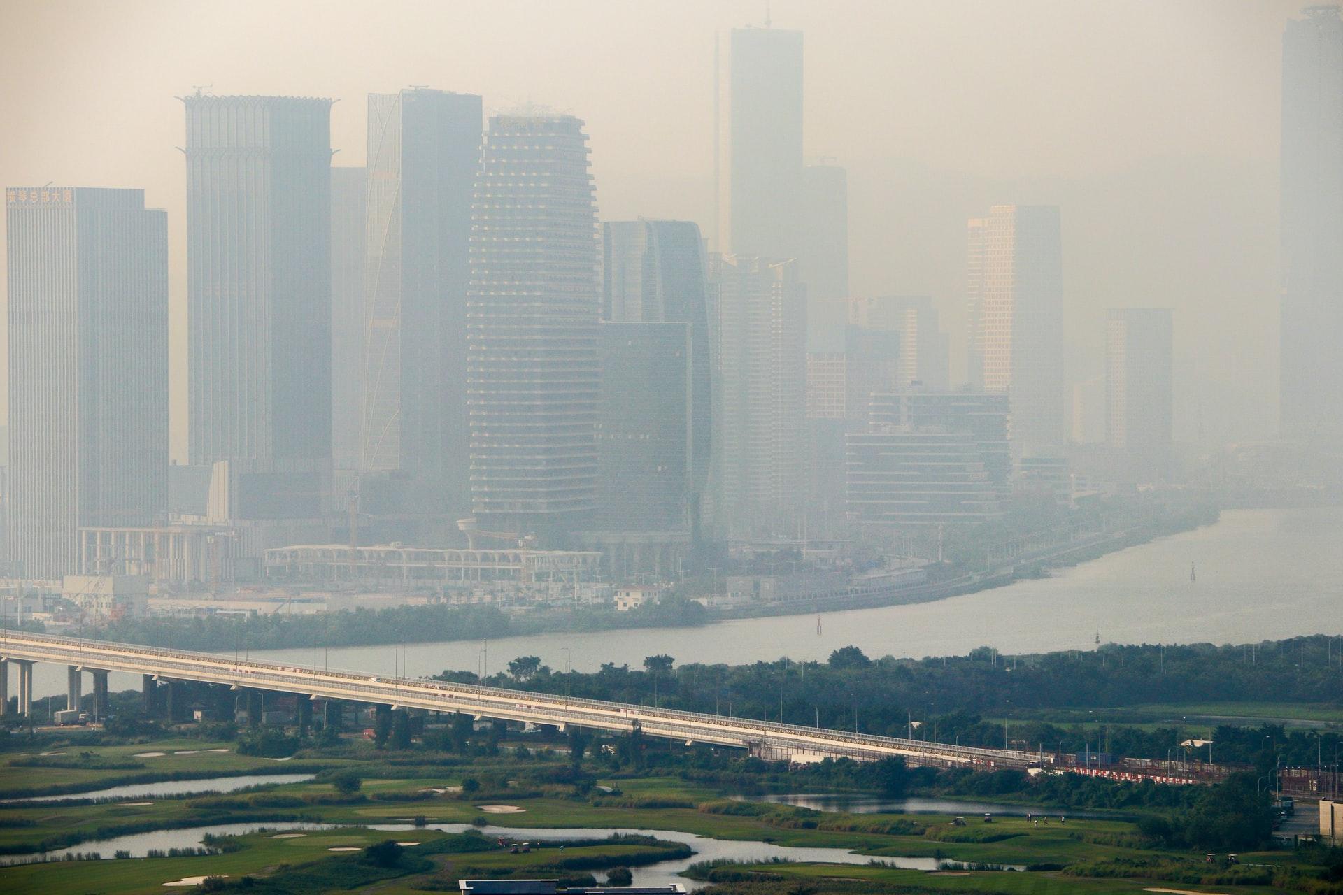 zagađenje
