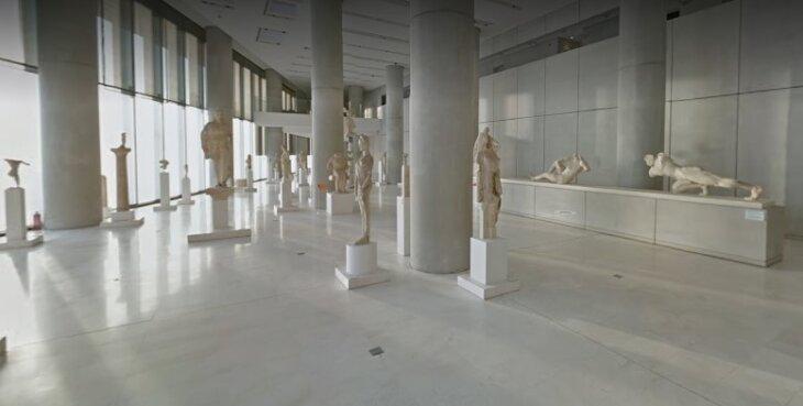 akropoljski muzej