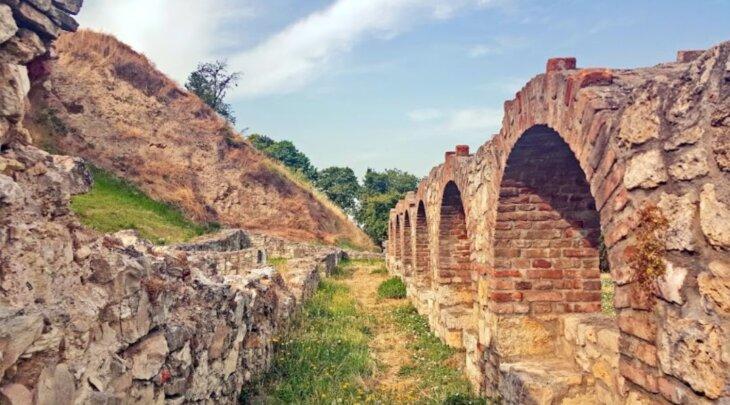 Mitropolijski dvor Kalemegdanu
