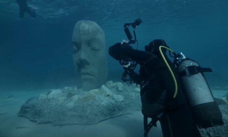 podvodni eko-muzej