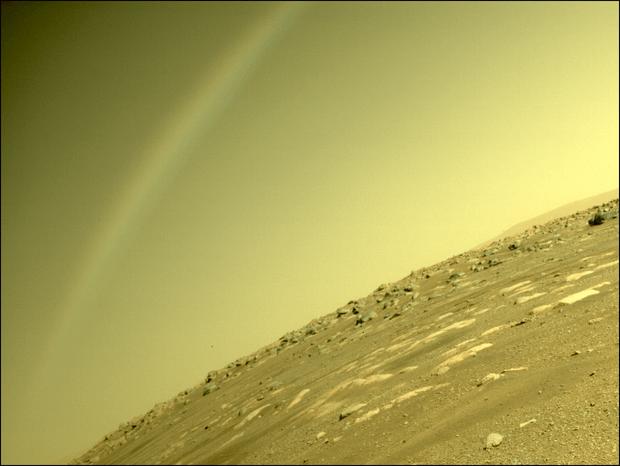 Duga na Marsu