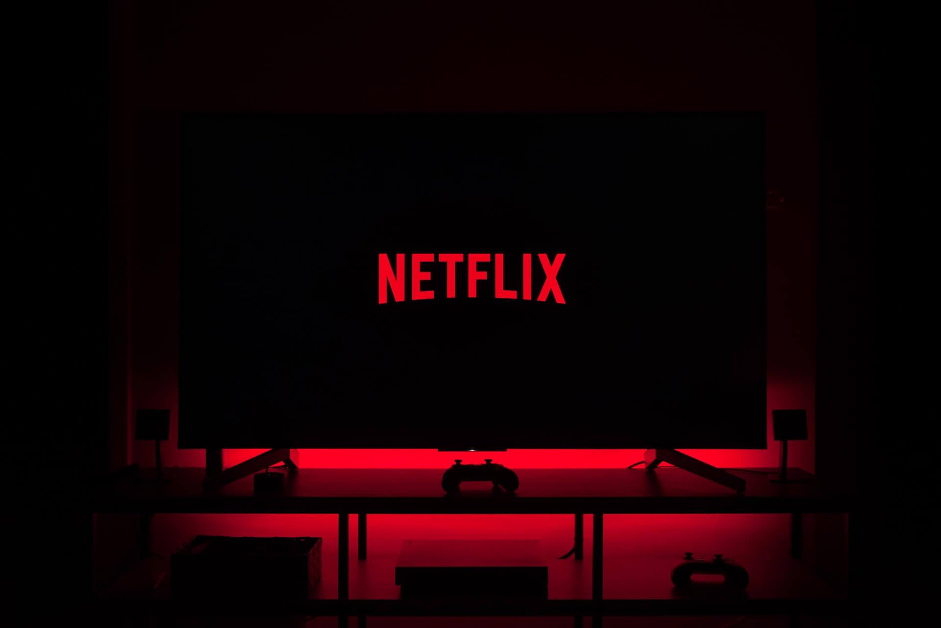 Netflix gejming