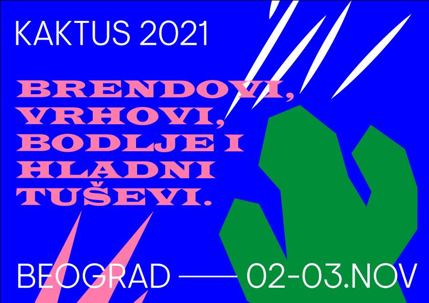 Kaktus 2021