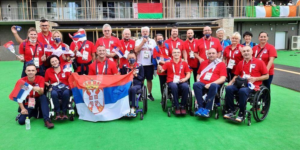 Paraolimpijske igre / Srbija